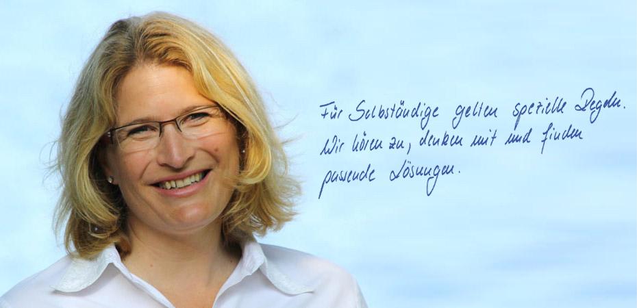 Barbara Ströbele: Finanzplanung für Kreative